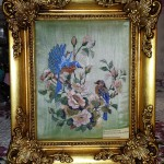 Marrilyn's Picture Frame from Porcelain PaintingView the Collection