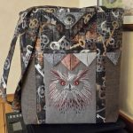 Randi's shoulder bag for using SAS_OWLView The Design Here