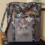 Randi's shoulder bag for using SAS_OWLView The Design Here