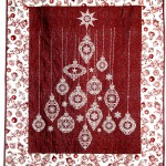 Patricia's Throw using A Tree To Be For ChristmasView the Design