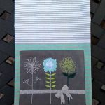 Christine's Tea Towel using the April 2014 FreebieView the Collection