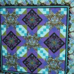 Judy's quilt using Mendhi Styled DesignsView The Design Here