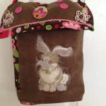 Deborah's purse for her daughter using Easer EssentialsView the Collection Here