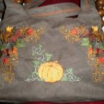 Helle's bag using Forever FallView the Collection