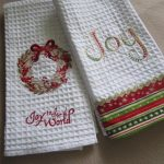 Jane's Towels using A Decorative Christmas and In Other WordsView A Decorative ChristmasView In Other Words