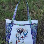 Caroline's bag using Fun Faces MinisView The Collection Here