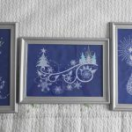 Marion's framed designs from The Magic Of ChristmasView the Collection Here
