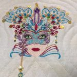 Evey's Quilting using Harlequin MasqueradeView The Collection Here