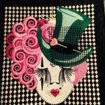 Gail's stitch out of Fancy LadiesView The Collection Here