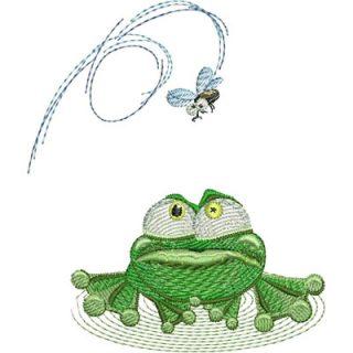 FrogAndBug
