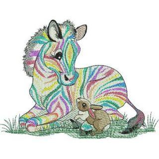 Lr_zebras_rainbowandbunny6x8