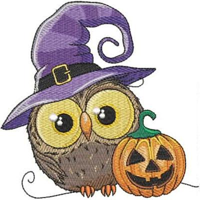Halloween Owl Mini - Kreations by Kara